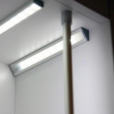 Профил ъглов за LED лента, 30/60 градуса - Цена: