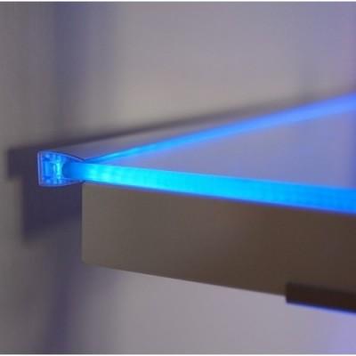 LED профил за стъклени рафтове от 4-10 мм. - 2,20 м. - Цена: 12.00 лв.