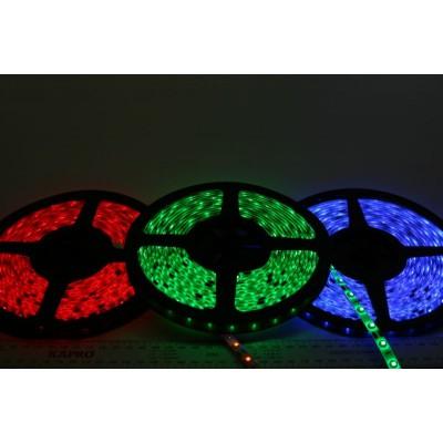 LED лента 5050 60 диода/метър влагозащитена - Цена: