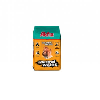 Кърпички за почистване Akfix 20 бр - Цена: 4.50 лв.
