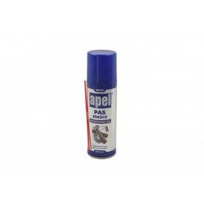 Спрей против ръжда BK-10 - APEL - Цена: 3.18 лв.