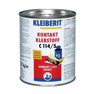 Контактно лепило KLEIBERIT C114/5 - Цена: 20.40 лв.