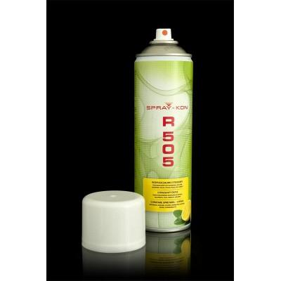 Почистващ спрей за контактни и стопяеми лепила SPRAY-KON R505 - Цена: 19.80 лв.