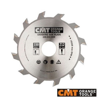 Нут за ферза с твърдосплавни пластини CMT 180/4.0/30 Z=18 - Цена: 82.80 лв.