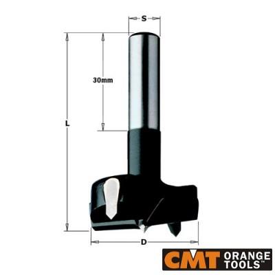 Свредло за панти 15х60 - CMT - Цена: 34.20 лв.