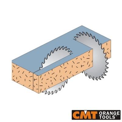 Диск с твърдосплавни пластини CMT CHROME 300/3.2/30 Z=96 - Цена: 141.90 лв.