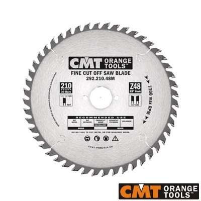 Диск с твърдосплавни пластини CMT 160/2.2/20 Z=40 - Цена: 46.56 лв.