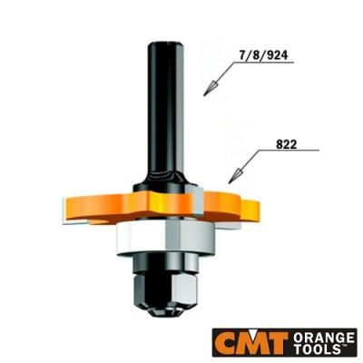 Опашка за нут фрезер CMT L=61мм, S=8мм - Цена: 31.80 лв.