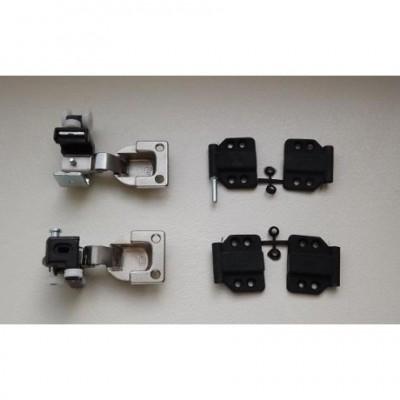 Комплект механизъм за плъзгане със сгъване - Цена: 16.80 лв.