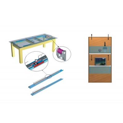 Механизъм за плъзгаща маса EMR - Цена: 32.40 лв.