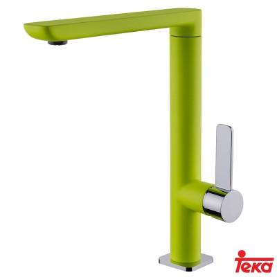 Кухненски смесител с керамична глава FO 915 зелен - TEKA - Цена: 369.90 лв.