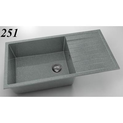 Мивка 230 - граниксит ляв/десен плот FAT - Цена: 331.80 лв.