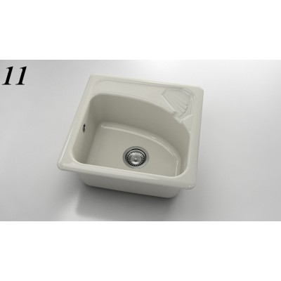 Мивка 201 - полимермрамор FAT - Цена: 165.60 лв.