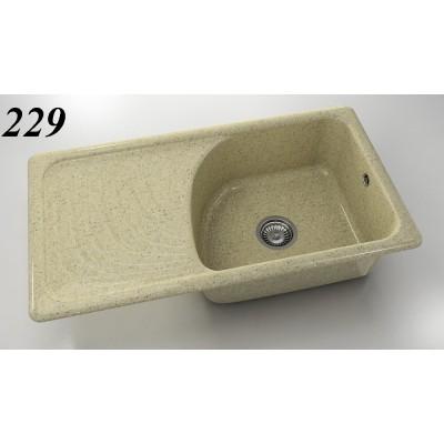 Мивка 203 - граниксит FAT ляв плот - Цена: 309.00 лв.
