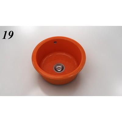 Мивка 206 - полимермрамор FAT - Цена: 165.60 лв.