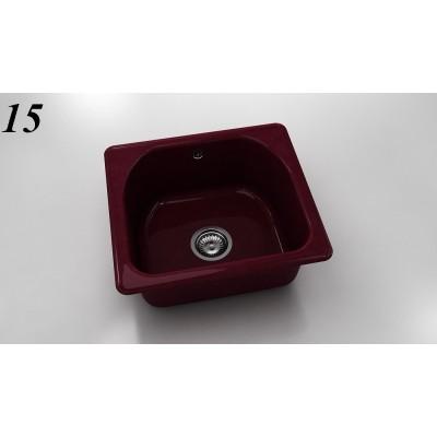 Мивка 207 - полимермрамор FAT - Цена: 165.60 лв.
