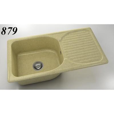 Мивка 211 - граниксит FAT ляв/десен плот - Цена: 309.00 лв.