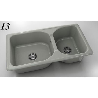 Мивка 213 - полимермрамор FAT - Цена: 234.60 лв.