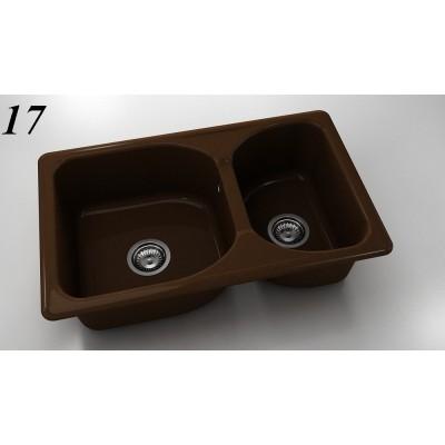 Мивка 216 - полимермрамор FAT - Цена: 234.60 лв.