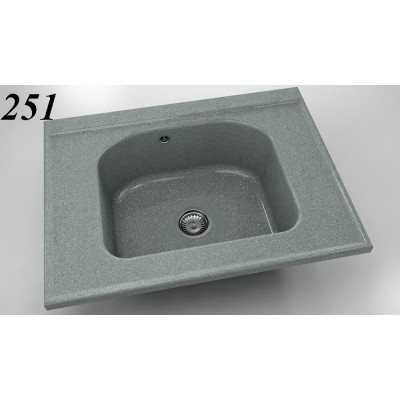 Модулна мивка 218 - граниксит FAT - Цена: 318.00 лв.