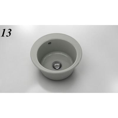 Мивка 220 - полимермрамор FAT - Цена: 165.60 лв.