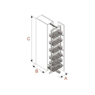 Колонен механизъм въртящ – МАКСИМА - Цена: