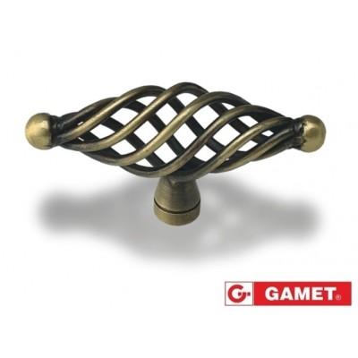 Старинна дръжка GC01 - GAMET - Цена: 6.60 лв.