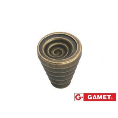 Старинна дръжка GW19 - GAMET - Цена: 2.10 лв.