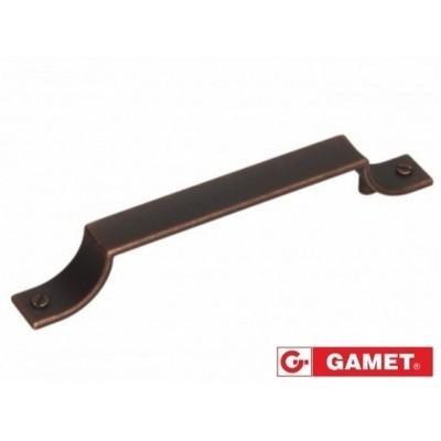 Старинна дръжка UU19 128 мм - GAMET - Цена: 5.10 лв.