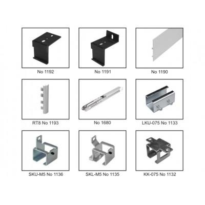 Механизъм за стъклена интериорна врата ПОРТА ГЛАС - Laguna - Цена: 216.00 лв.