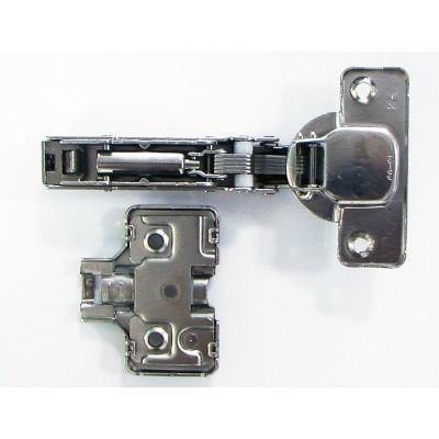 Мебелна панта клипс с амортисьор EVO LINE 3D - Цена: 1.80 лв.