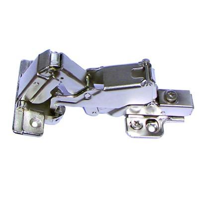 Мебелна панта за ъглов шкаф 165 градуса - клипс с амортисьор 3D - Цена: 6.60 лв.