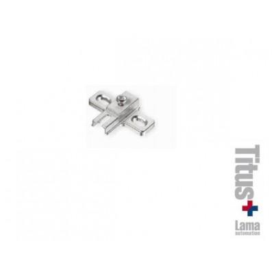 Основа за панта за успоредна врата и страница 90° - LAMA (Titus+) - Цена: 1.20 лв.