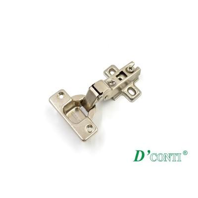 Мебелна панта освободена (без пружина) средно рамо - D`CONTI - Цена: 0.60 лв.