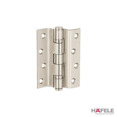 Шарнирна панта за фалцова врата, Startec 102 мм -HAFELE - Цена: 20.58 лв.