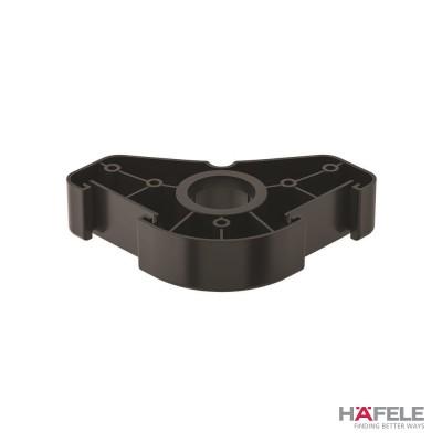 Монтажна планка, ъглова, за монтаж чрез набиване AXILO™ 78 - HAFELE - Цена: 0.92 лв.