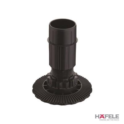 Крак AXILO™ 78, пластмaсов, черен - HAFELE - Цена: 1.70 лв.