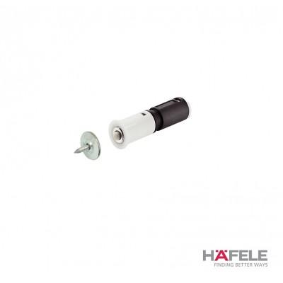 Магнитен push шнапер, фиксиране с пиронче - HAFELE - Цена: 9.73 лв.