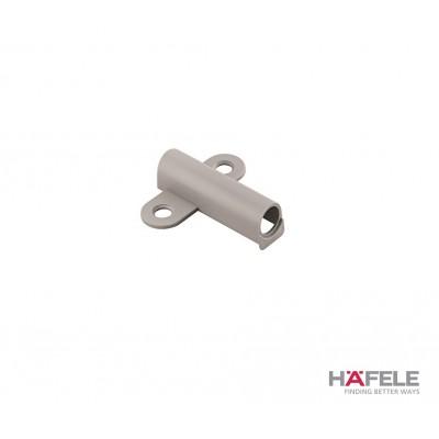 Адаптер с фиксиращ ръб, сив - HAFELE - Цена: 0.66 лв.