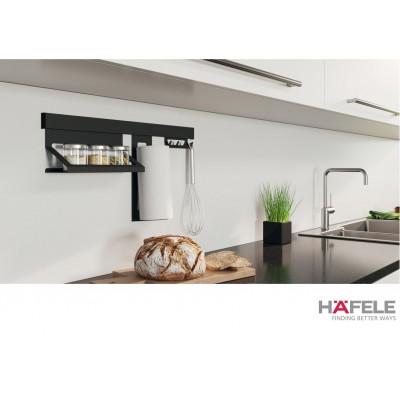 Система за кухненски аксесоари за стена L=600 мм - HAFELE - Цена: 118.39 лв.