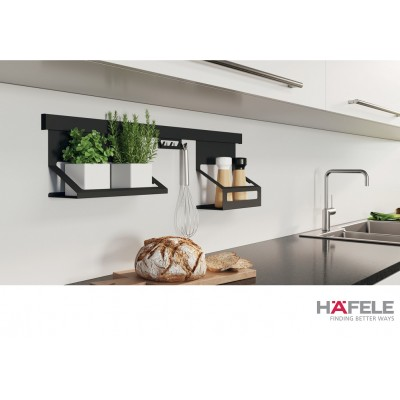 Система за кухненски аксесоари за стена L=900 мм - HAFELE - Цена: 134.50 лв.