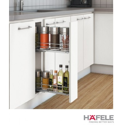 Изтеглящ се механизъм за долен ред кухненски шкаф - HAFELE - Цена: 142.88 лв.