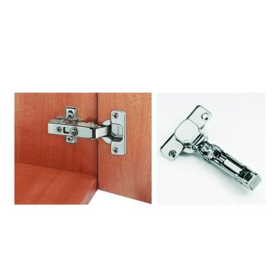 Мебелна панта Metalla SM Combi, 110°, ПК, плавно затваряне - HAFELE - Цена: 4.03 лв.