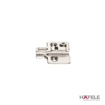 Монтажна пластина Metalla SM Combi, 0 мм - HAFELE - Цена: 0.60 лв.