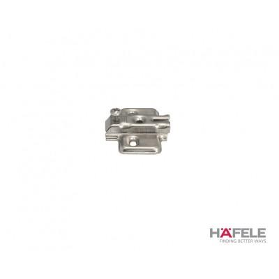 Монтажна пластина Metallamat A, 2 мм - HAFELE - Цена: 0.32 лв.