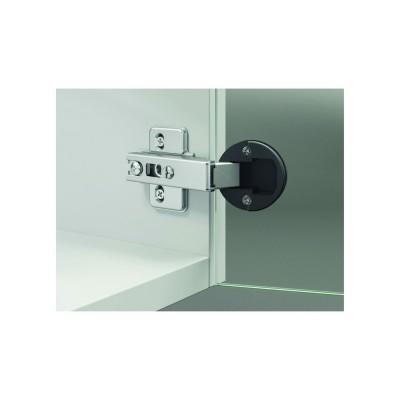 Мебелна панта Metallamat A изхвърляща за врати от стъкло, 92°, ПК - HAFELE - Цена: 2.29 лв.