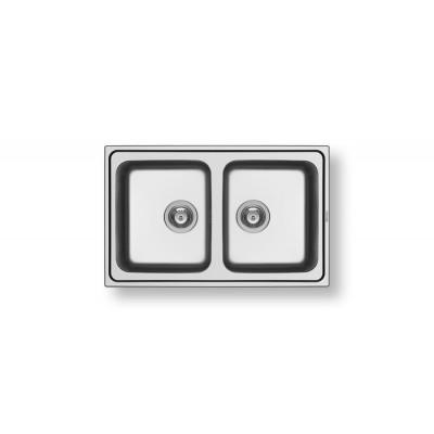 Мивка ALEA 79x50 2B - PYRAMIS - Цена: 298.80 лв.