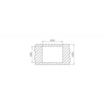 Мивка ATHENA (62x50) 1B 1D - PYRAMIS - Цена: 135.90 лв.