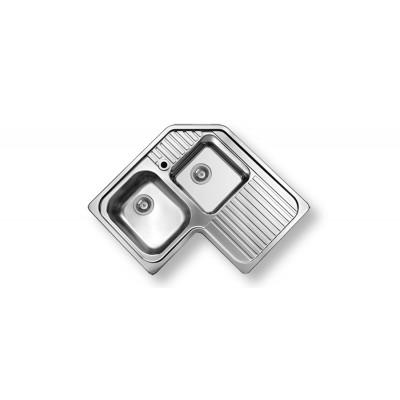 Мивка CELESTE 2B 1D - PYRAMIS - Цена: 744.90 лв.