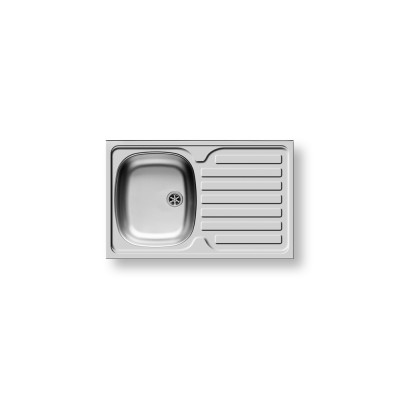 Мивка INTERNATIONAL (80X50) 1B 1D - PYRAMIS - Цена: 136.20 лв.